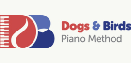 Dogs & Birds Piano Method logo